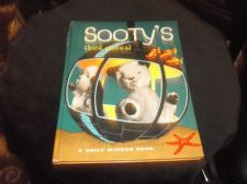 VINTAGE BOOK SOOTY'S THIRD ANNUAL DAILY MIRROR PURNELL